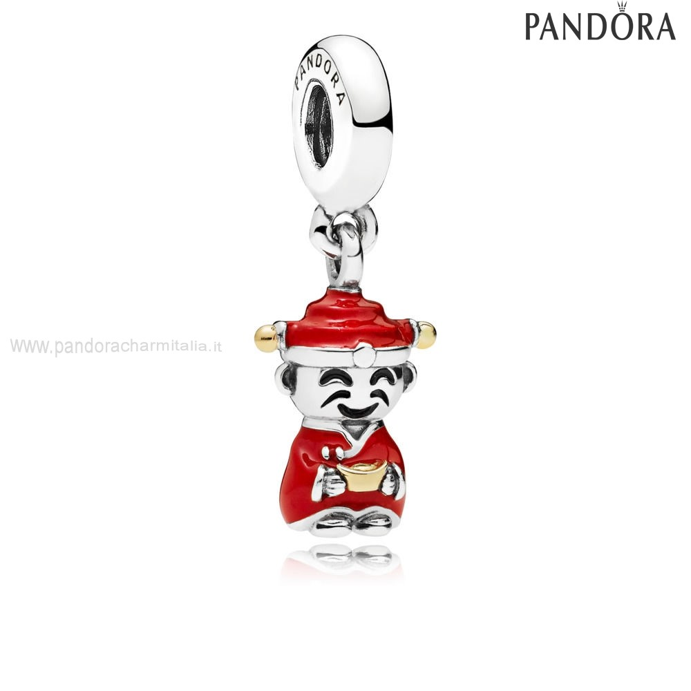 Negozi Pandora Fortune And Luck Hanging Charm